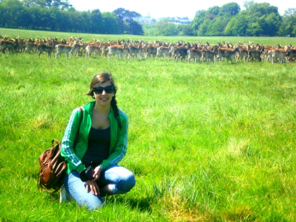 Ruth en Irlanda