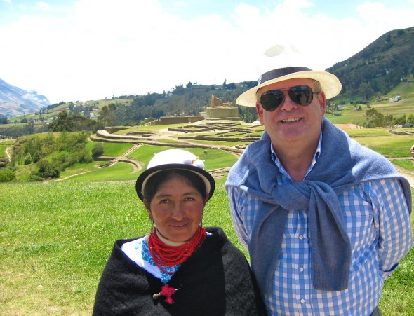 Templo inca de Ingapirca