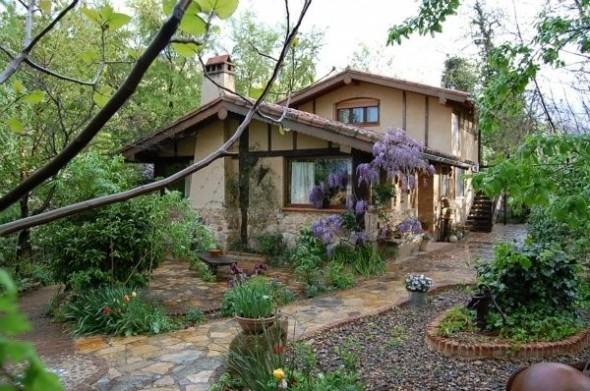 La casa del bosque valle jerte - Casitas en el bosque ...