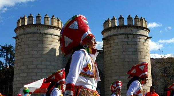 Badajoz Carnival © Junta de Extremadura