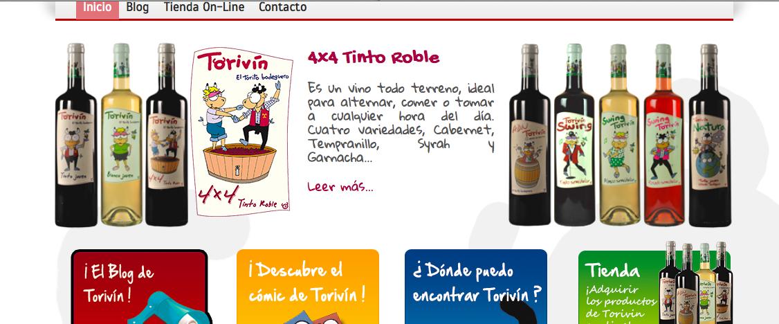 Vinos Torivin
