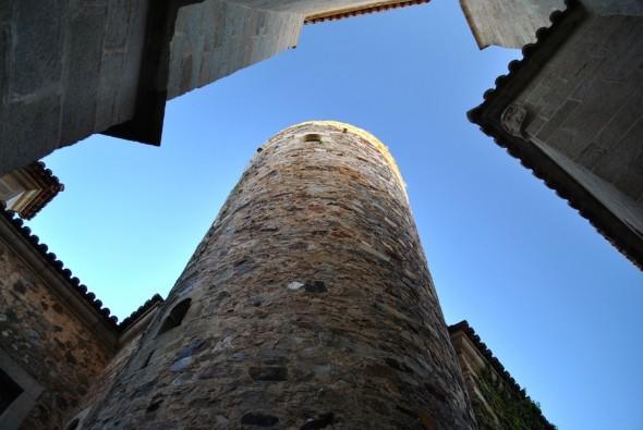 Torre del Palacio de Carvajal
